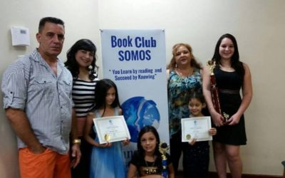 SOMOS Book Club Kick Off