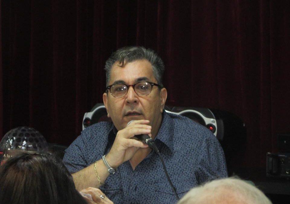 Entrevista a Pedro Pablo Pérez Santiesteban.