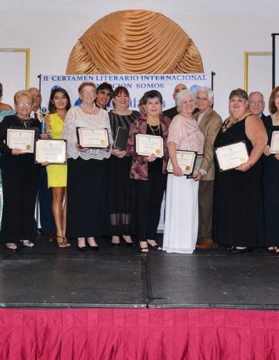 II Certamen Literario Fundación SOMOS